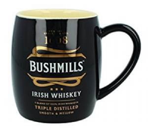 Bushmills Irish Whiskey, Barrel Ceramic Mug (sg)